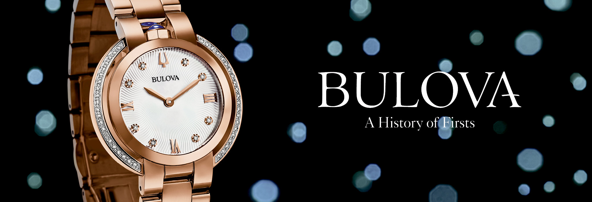 Bulova - A History of Firsts
